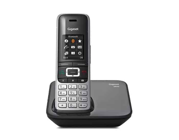 DECT Telefon Gigaset S850