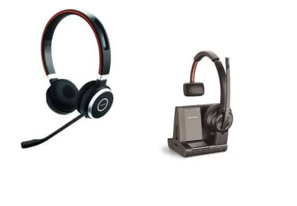 Headsets fürs Büro