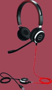 Jabra Headset Evolve 40