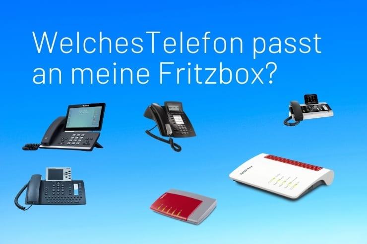 Verschiedene Telefone an Fritzbox
