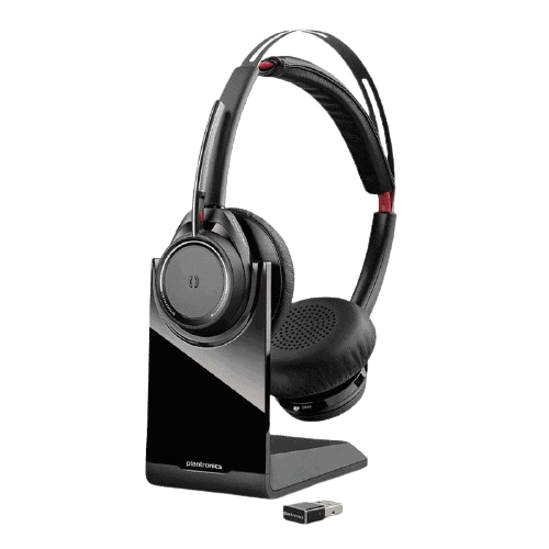 Poly Plantronics Headsets Voyager Focus UC B825