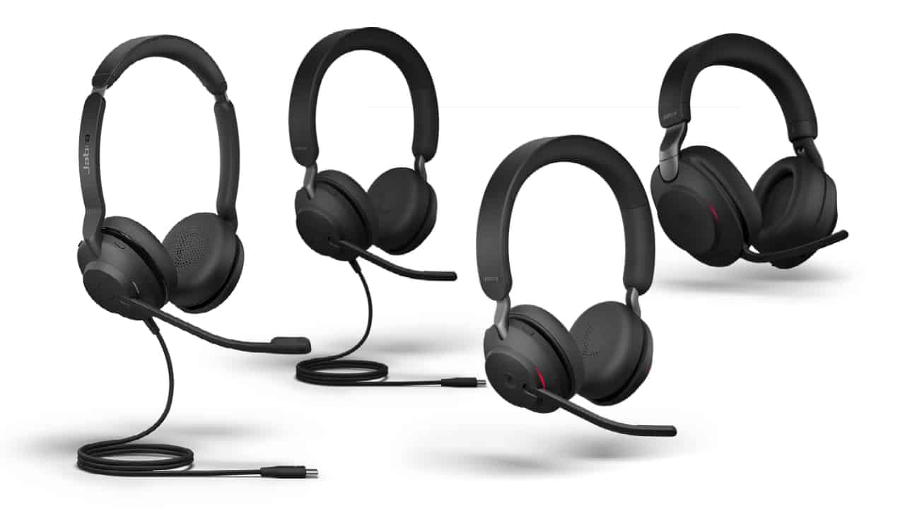 Jabra Evolve2 Headset Serie