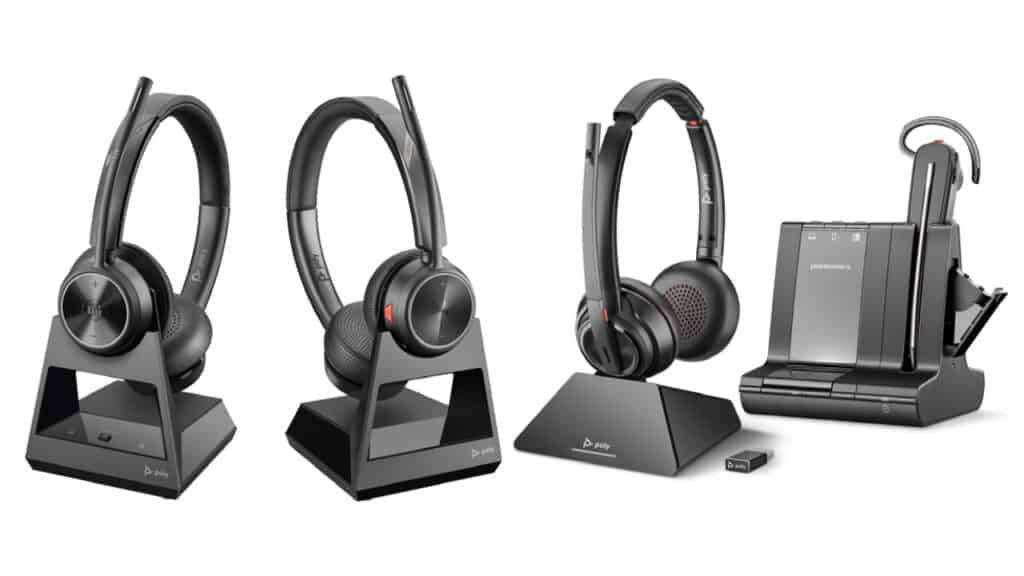 Poly Savi Headsets