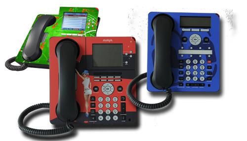SKINforPhone Folien für AVAYA