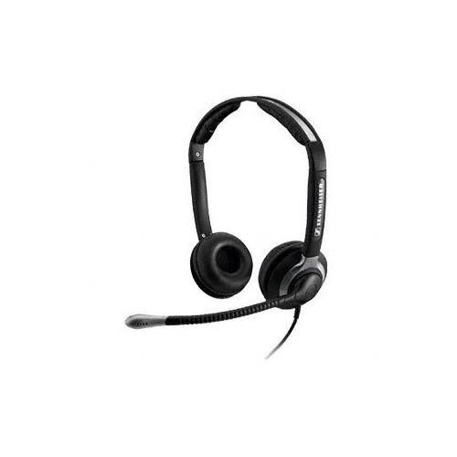 Sennheiser CC550 IP Wideband Headset binaural mit Ultra Noise Cancelling