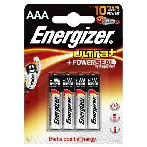 Energizer Mikro/LR03/AAA 1,5 V