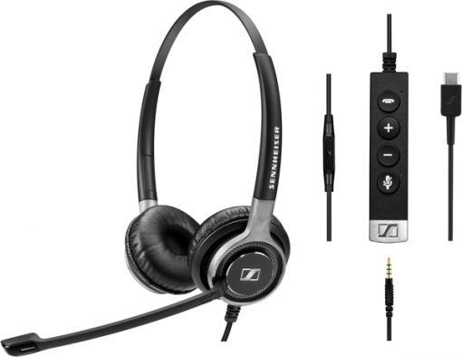 Sennheiser SC 665 USB-C Premium-Headset