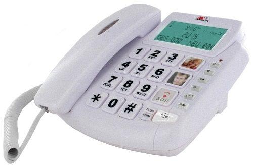 Großtasten-Notruftelefon VarioTalk mit Notrufsender