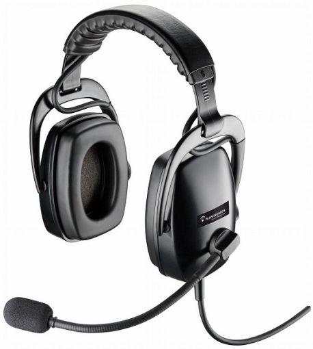 Plantronics Headset Lärmschutz SHR 2083-01 für laute Umgebungen