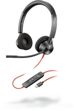 Poly Blackwire C3320-M USB-C Headset