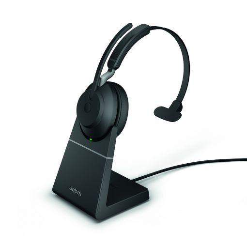 JABRA Evolve2 65 monaural UC USB-C Bluetooth LS