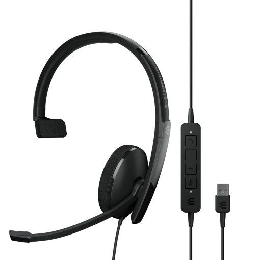 EPOS ADAPT 130T USB II Headset für MS Teams optimiert