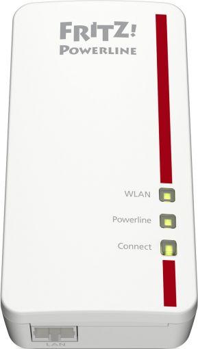 AVM FRITZ!Powerline 1260E WLAN AC Single 1200 MBit