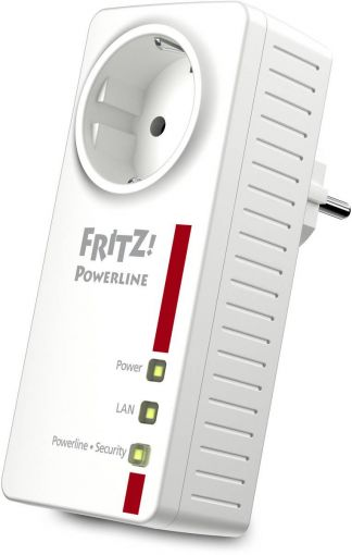 AVM FRITZ!Powerline 1220E Single 1200 MBit (2x LAN)