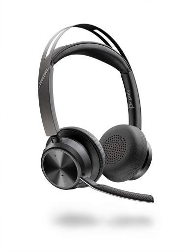 Poly Voyager Focus 2 Bluetooth Headset für Microsoft Teams