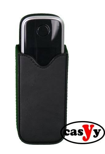 casYy Telefontasche Köcher  für Siemens Gigaset C380 / C385 / C385 Duo / C38H / S3 / S4 Bild1