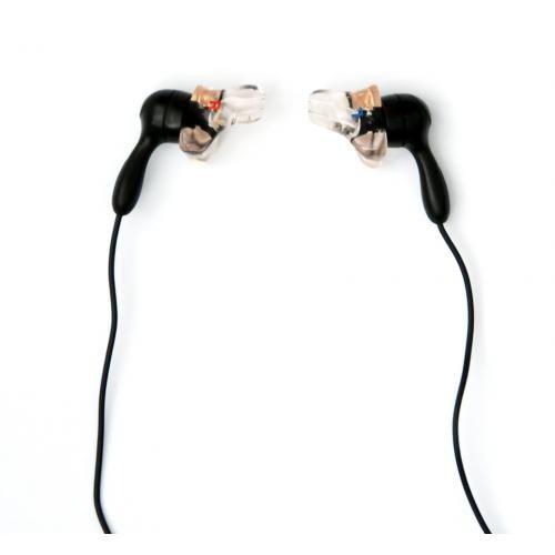 Vocaltone Perfect-Fit In-Ohr-Headset maßgerfertigt mit Silikon Otoplastik
