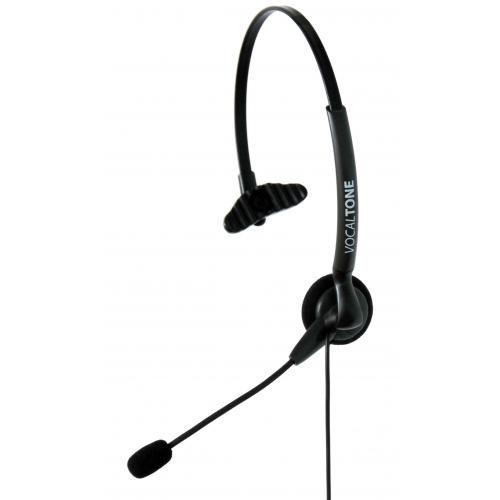 Vocaltone comfortable Duoset Headset für Avaya IH4