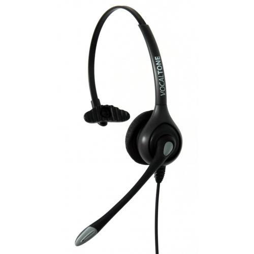 VOCALTONE comfortable mono Headset für Avaya Integral IH4