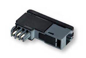 Umrüststecker TS für Telefone mit WE-Stecker