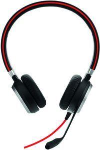 JABRA Evolve 40 UC binaural (nur Headset mit 3,5 mm Klinke)