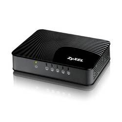 ZyXEL - GS-105SV2 5-Port Desktop Gigabit Ethernet Media Switch