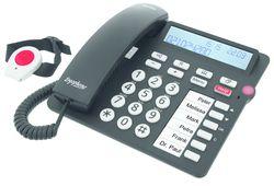 tiptel Ergophone 1310 mit Funk-Notrufsender