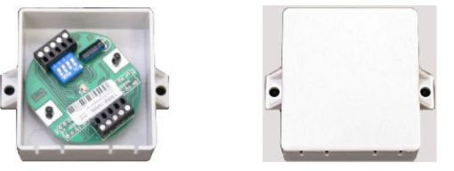 Avaya SeCom DIN-LED Steuerung 4 WGE (auf Putz)