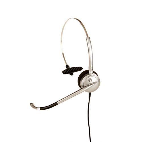 ADD-COM  Quantum Pro monaurales schnurgebundenes Headset mit NC