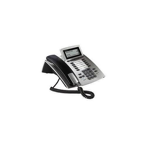 AGFEO ST42 Systemtelefon, silber