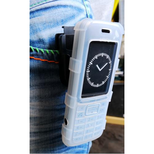 CasYy Silikontasche für Unify SL5 DECT Telefon