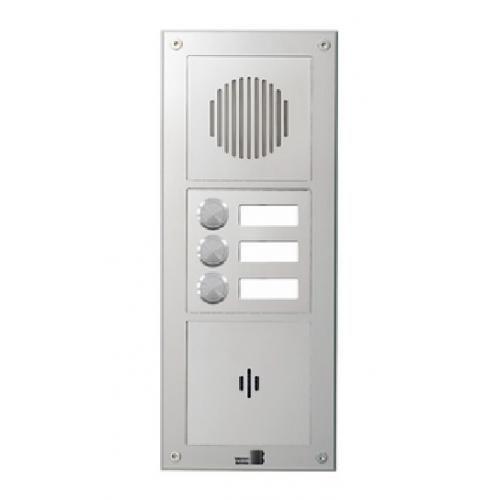 Behnke BT 20-113IP Freisprechtelefon / Türstation Aluminium