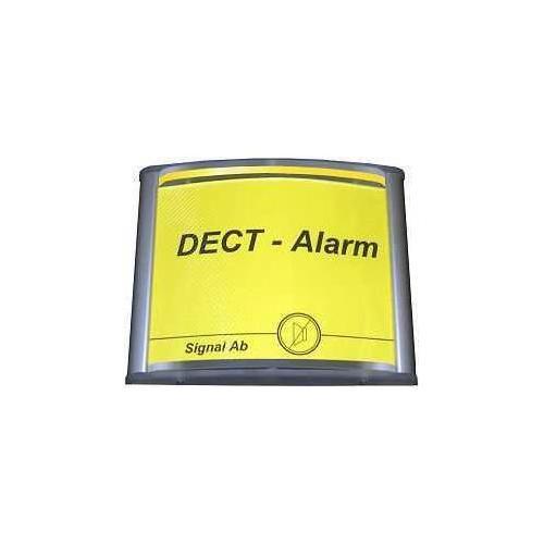 Avaya Secom DECT Alarm Anzeige