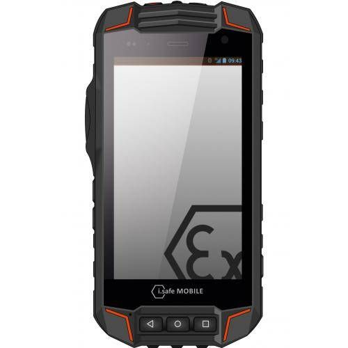 i.safe IS520.1 Set Mobiltelefon mit ATEX