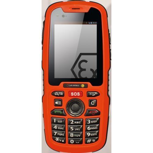 i.safe IS320.1 Set Mobiltelefon, ATEX