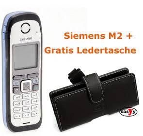 Siemens HiPath Gigaset Unify M2 professional inkl. Tasche