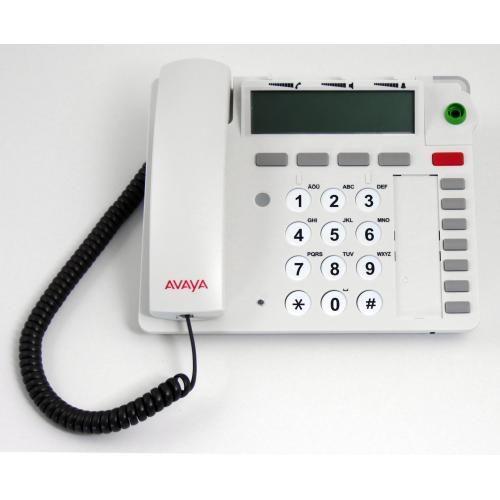 Avaya SeCom Excellence Medial, seniorengerechtes Tischtelefon