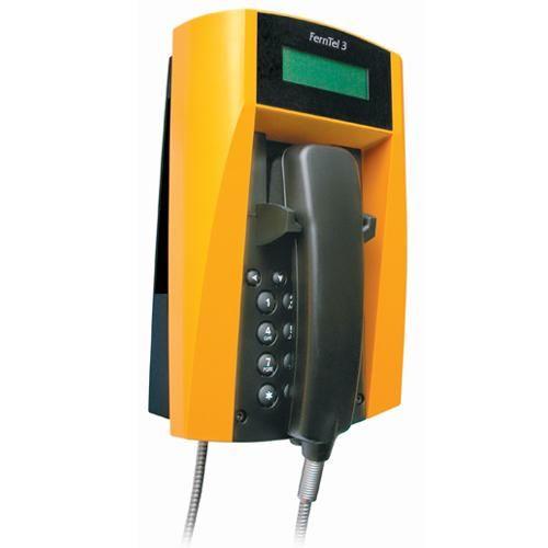 FHF  FernTel 3 Tefefon, gelb, mit Display
