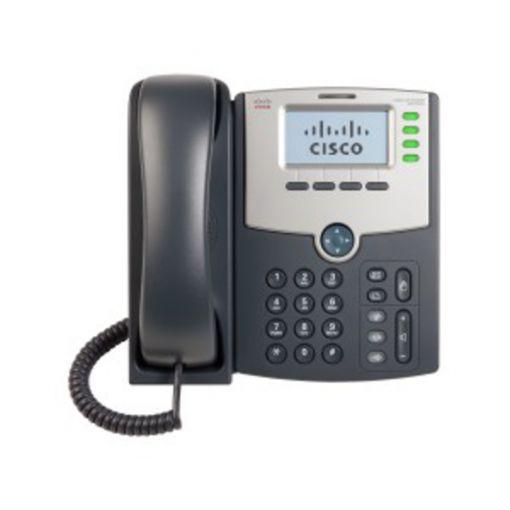 Cisco SB VOIP SIP Telefon, SPA504G, PoE