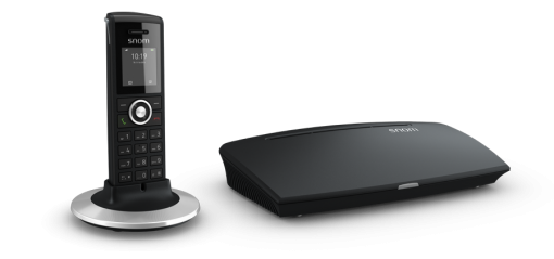 SNOM m325 IP Wireless DECT Singlecell inkl. Mobilteil