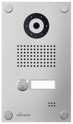 myintercom IP-Video Türstation One (Aluminium Edition)