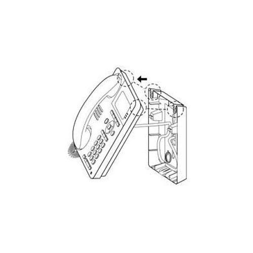 Avaya Wandhalterung für one-X Deskphone Edition 96xx