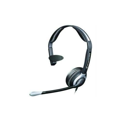 Sennheiser CC515 Headset mit XL Ohrpolster monaural mit NC