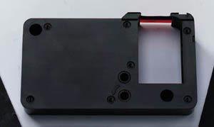 Farbband-Kassette bl/rt für Notamat 20 usw.