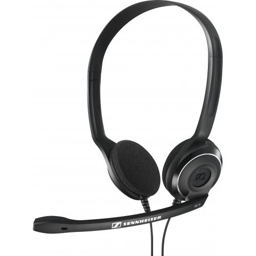 Sennheiser PC 8 USB, binaurales VoIP Headset