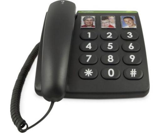 Doro PhoneEasy 331ph schwarz
