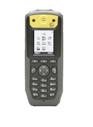 Ascom d81 EX Messenger Handset- IP DECT Telefon