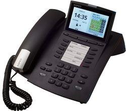 AGFEO Systemtelefon ST45 IP schwarz