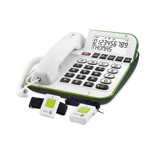 doro Secure 350 Großtastentelefon