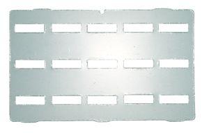 Blende für Zieltastenabdeckung Tenofax 361